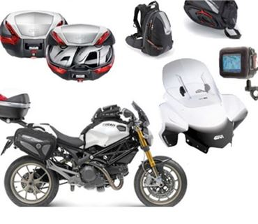 Immagine per la categoria Accessori Moto
