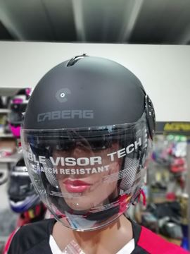 Picture of Casco Caber Riviera V3 Black