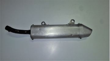 Picture of silenziatore honda cr 250 2002/ 2007