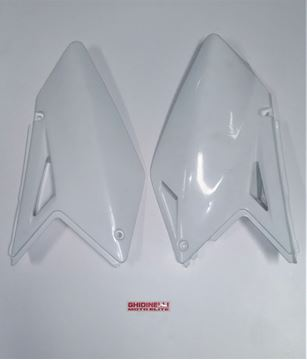 Picture of coppia tabelle suzuki rmz 250 2007/2009