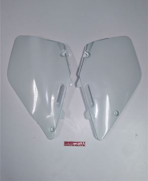 Picture of tabelle laterali suzuki rm 125 -250 1996/2000