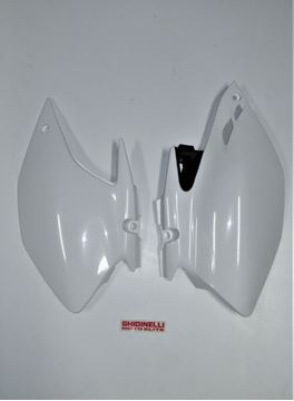 Picture of tabelle laterali yamaha wrf 250/450 2007/2008