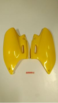 Picture of coppia tabelle laterali yamaha yz 400/426 1998/2002